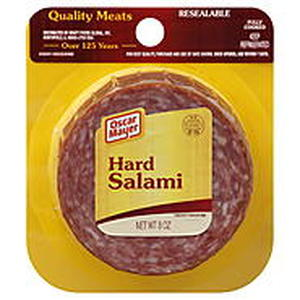 Italian Meats also Ham Peas Cheese Pasta Salad besides 2 additionally 377108 Hard Salami moreover Deli Meat. on oscar mayer hard salami